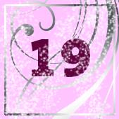 Julkalender hos Apportering till vardag och fest lucka 19