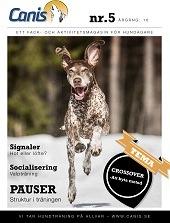 Dagens julklapp är en prenumeration på hundtidningen Canis
