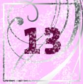 Julkalender hos Apportering till vardag och fest lucka 13