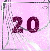 Julkalender hos Apportering till vardag och fest lucka 20