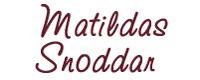 Dagens julklapp kommer från Matildas Snoddar