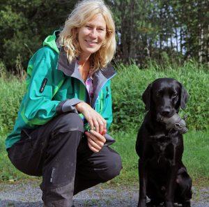 Eva Bodfäldt och Zakk