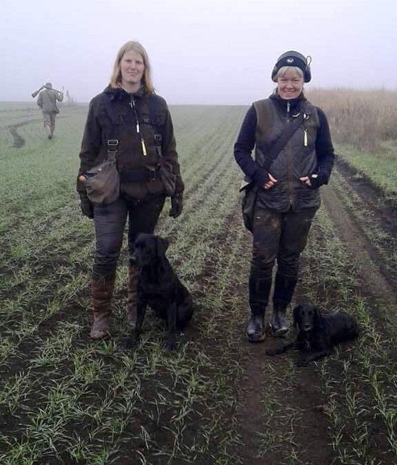 Målet: att jaga tillsammans