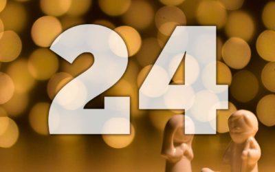 Lucka 24: Vinn valfri onlinekurs, bok eller lektion